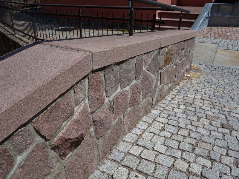 Brücke Bürgerkarree Mittweida