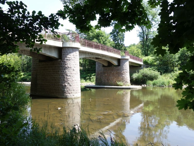 Brücke Dreiwerden